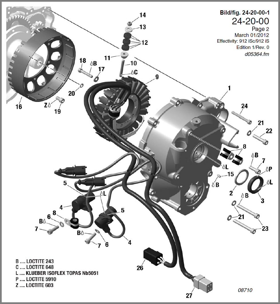 Rotax 582 Wiring Diagram Rotax Electrical Wiring Diagrams – Rotax 582 Wiring Diagram