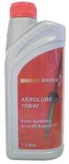 AEROLUBE 4-STROKE OIL - 1 LITRE BOTTLE