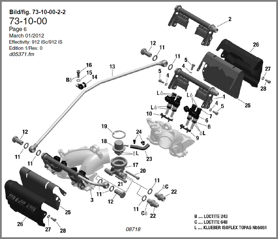 skydrive products912is fuel injector, fuel rail, pressure regulator, fuel rail cover diagram