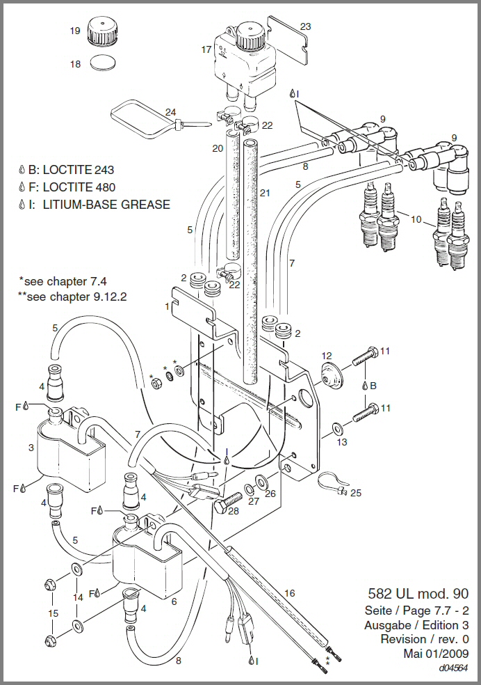 [SCHEMATICS_48DE]  Products | Rotax 447 Wiring Diagram |  | Skydrive