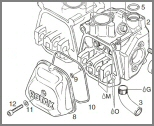 ROTAX 912 SERIES - EXPLODED DIAGRAMS AND PRODUCTS FROM PARTS LISTS