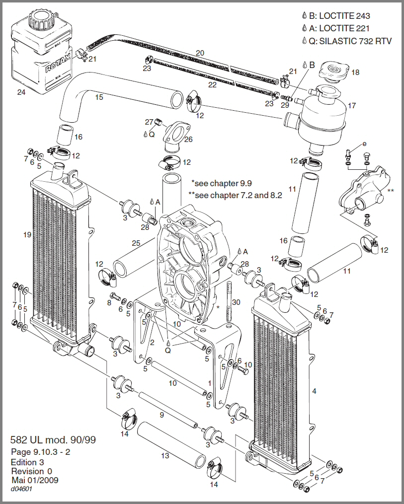 rotax 582 engine wiring diagram html