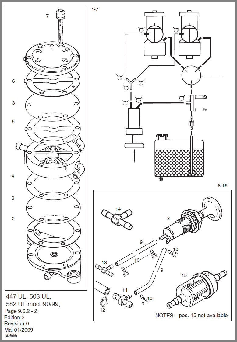 Fuel Pump Round on Mikuni Carburetor Diagram
