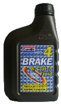 BRAKE & CLUTCH FLUID - DOT 4 (1/2 LT)