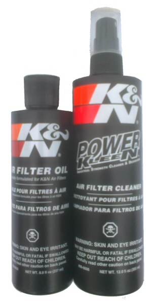 AIR FILTER CARE SERVICE KIT (DRIP OIL & CLEANER)