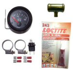 WATER TEMPERATURE KIT WITH ADAPTOR TYPE 1 FOR 25MM HOSE